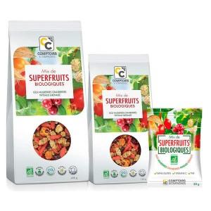 Mix superfruits bio - sachet 400g