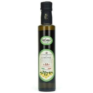Huile d'olive extra vierge au citron frais - Bouteille 25cl
