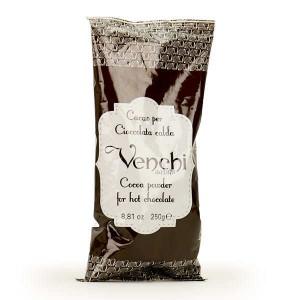 Préparation pour chocolat chaud - Venchi - Sachet 250g