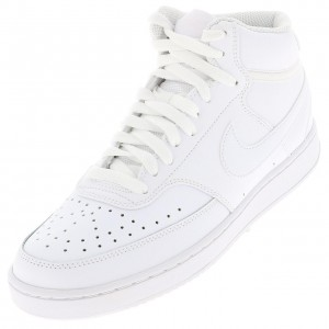 Court vision mid homme blanc