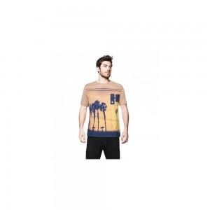T-shirt Pullin Driveway Creme