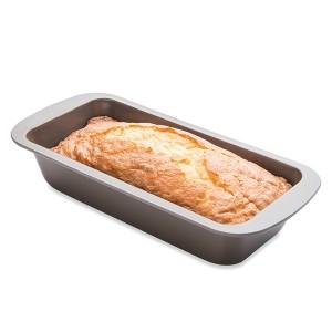 Moule à cake acier revêtement antiadhérent 25 cm Mathon