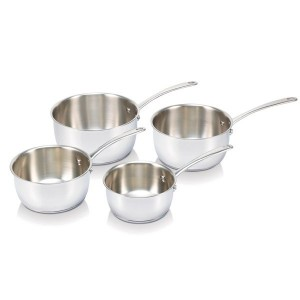 Set de 4 casseroles de 14 à 20 cm Belvia Beka