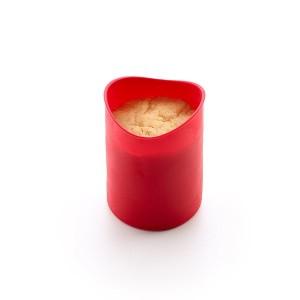 8 moules pour biscuits en forme de verre Lekue