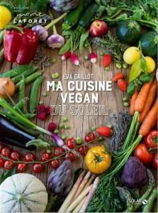 "Livre ""Ma cuisine vegan du soleil"""