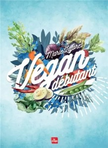 "Livre ""Vegan débutant"""