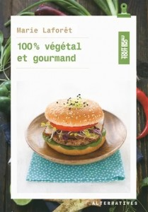 "Livre ""100 % végétal et gourmand"""