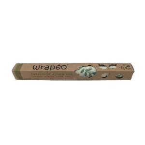 Rouleau Wrapéo à la cire végétale - 30 cm x 100 cm Wrapéo