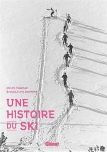 """Livre """"Une histoire du ski"""""""