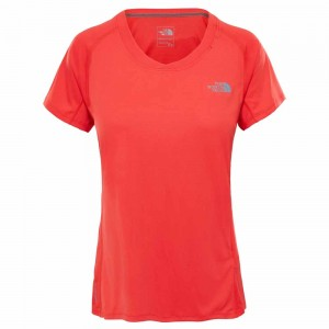 T-shirt The North Face Ambition Juicy Red