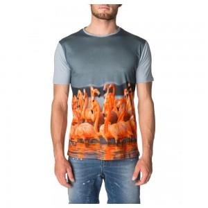 Tee-shirt Pullin Tsh Flamant