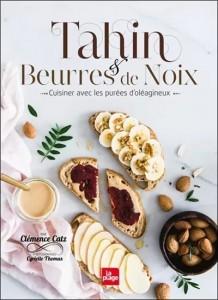 "Livre ""Tahin & beurres de noix"""