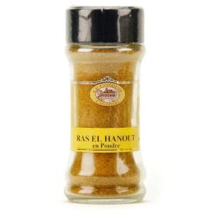 Ras El Hanout (ou Raz El Hanout) - Pot 50g