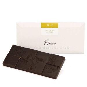 Tablette de chocolat cru aux 7 épices bio - Tablette 45g