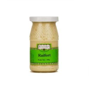Raifort blanc - Bocal 180g