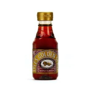 Golden Syrup au sirop d'érable Lyle's - Bouteille 454g