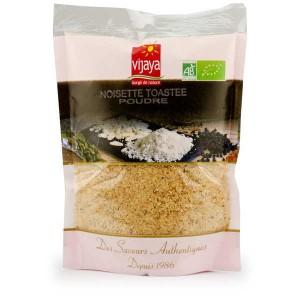 Poudre de noisette toastée bio - Sac 5kg