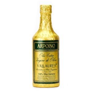 Huile d'olive extra vierge italienne Ardoino - Vallaurea - Bouteille 50cl