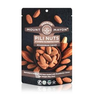 Noix de Pili au cacao d'Equateur - Sachet 28g