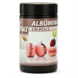 Blanc d'oeuf en poudre, albumine en poudre - Sosa - Boîte 500g