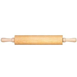 Rouleau à pâtisserie en hêtre  24 cm