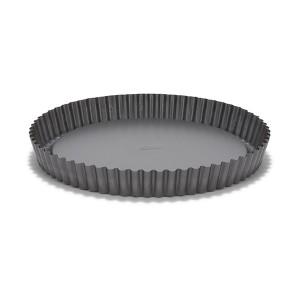 Moule à tarte acier revêtu antiadhérent 24 cm Patisse