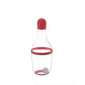 Shaker à vinaigrette rouge Lekue