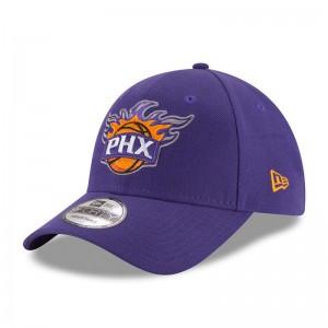 Casquette NBA Phoenix Suns New Era The League Violet