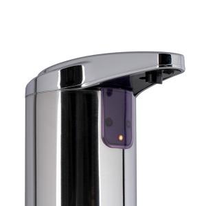 Distributeur de gel à capteur infrarouge 220 ml Livoo