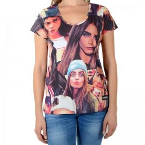 Tee Shirt Eleven Paris Hara W Olara Print