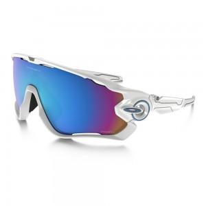 Lunettes Oakley Jawbreaker Polwht Prizm Snow