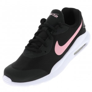 Air max oketo girl noir  pink