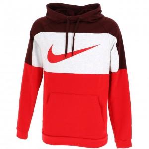 Train hoodie tricolor h sweat