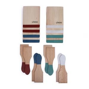 Set d'accessoires pour raclette Livoo