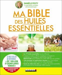 """Livre """"Ma bible des huiles essentielles"""""""