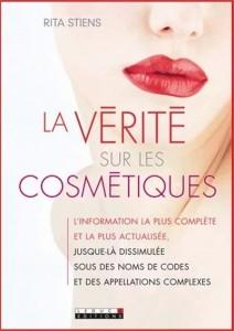 """Livre """"La vérité sur les cosmétiques"""""""