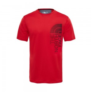 T-shirt The North Face Ondras Ss Tnf Red