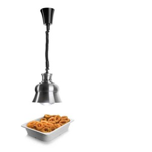 Lampe chauffante professionnelle câble extensible 30 - 110 cm 69266