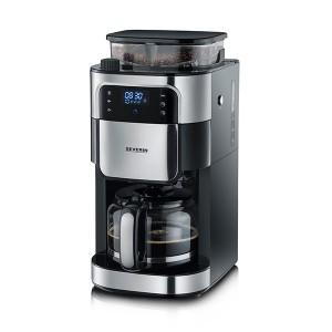 Cafetière filtre à broyeur intégré 10 tasses 1 000 W KA4813  Severin