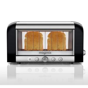 Toaster vision panoramique Magimix Noir 11529