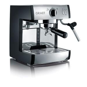 Cafetière à café espresso multi dosettes Pivalla ES702EU30 Graef
