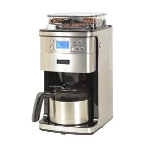 Cafetière programmable avec broyeur 1000 W KCP4266 Kitchen Chef Professional