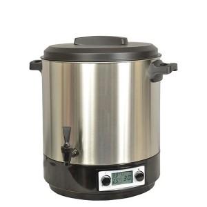 Stérilisateur inox 31 litres automatique 2000 W KCPST31LCD.IX Kitchen Chef Professional