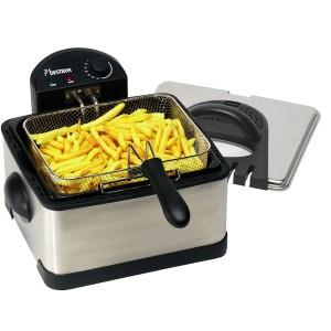 Maxi-friteuse Inox 4,5 L DF402B Bestron