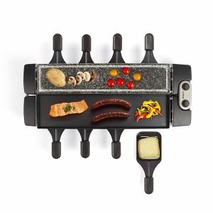 Appareil à raclette et grill modulable 4 ou 8 personnes 1280 W Livoo