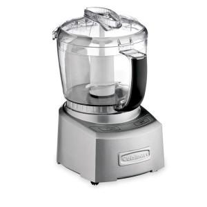 Robot mini-préparateur Elite gris 0,95 L 250 W CH4DCE Cuisinart