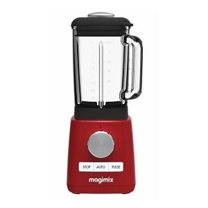 Blender laqué rouge Magimix