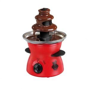 Fontaine à chocolat avec spirale tournante 80 W DOM335