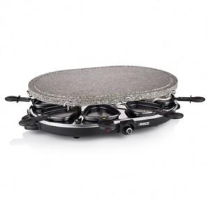 Raclettes avec pierre à cuire 1200 W Princess