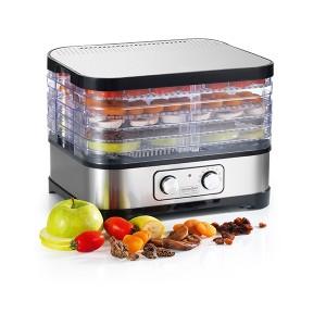 Déshydrateur SECCO INOX 5 Plateaux Kitchen Chef Professional